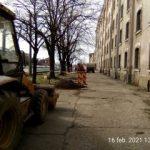 Lucrări de reabilitare a reţelelor de apă, pe Calea Aurel Vlaicu