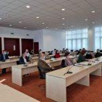 Dialog pe sănătate. Specialiști în medicină, despre proiectele de viitor ale Spitalului Județean Arad