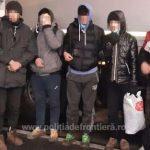 Migranți din Afganistan şi Tunisia, depistați de poliţiştii de frontieră de la PTF Nădlac II