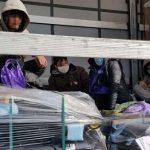 Migranți din Afganistan, Turcia şi Siria, depistaţi la Nădlac și Vărșand