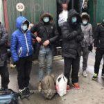 28 de migranți ascunşi în automarfare, depistați la Nădlac şi Vărşand