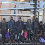 18 afgani au fost prinşi când încercau să iasă din România ascunşi în camioane