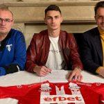 Andrei Peteleu, noua achiziție a clubului UTA Arad