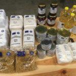 A început distribuirea produselor alimentare în municipiul Arad, pentru persoanele defavorizate