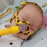 Campanie umanitară. Un copil de trei luni are nevoie de ajutor