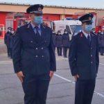 Ziua Protecției Civile. Avansări în grad la ISU Arad