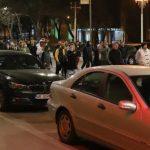 UPDATE Protest spontan cu sute de participanţi, în cursul nopţii, faţă de noile restricţii
