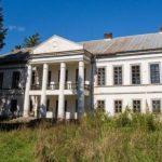 Castelul nobiliar Salbek din Petriș, scos din nou la vânzare