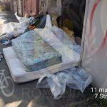 Zona aflată la confluența străzilor Neculce, Mărțișor și Udrea, monitorizată de polițiștii locali