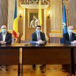 """Bibarț, despre bugetul Aradului: """"Alături de PNL s-au aliat şi reprezentanţii PMP, UDMR, USR-PLUS """""""