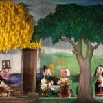 """Spectacolul """"Fata babei și fata moșneagului"""" va fi difuzat online"""