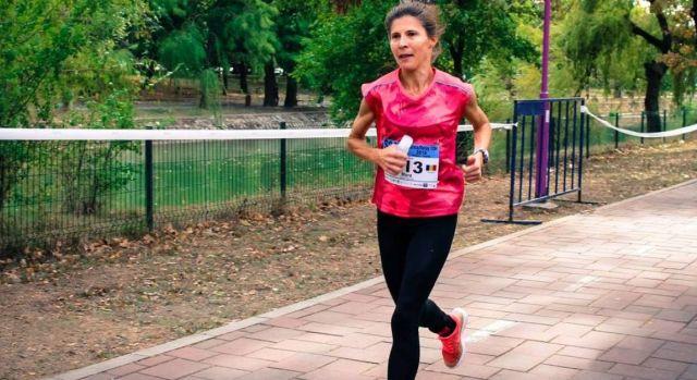 Mara Guler-Cionca (CS Univ. Arad), record naţional la CN de alergare pe şosea