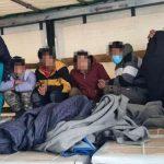 Migranţi prinşi când încercau să treacă fraudulos frontiera în Ungaria