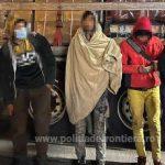 22 de migranți, depistați la frontieră