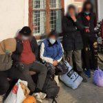 Două grupuri de migranți, depistate într-o săptămână la Pecica
