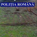 Percheziții la Lipova, la persoane bănuite de furt calificat