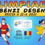 Olimpiada de benzi desenate – ediția a II-a. VEZI cum se fac înscrierile