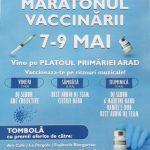 Maratonul vaccinării, pe ritmuri muzicale. Persoanele imunizate vor participa la o tombolă