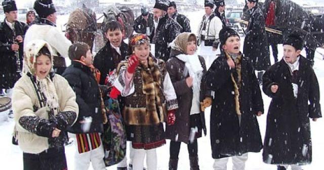 6 – 31 decembrie – perioada oficială a sărbătoririi colindului românesc