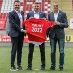 Antrenorul Laszlo Balint şi-a prelungit contractul cu UTA până în 2022
