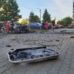 Poliţia a întocmit un cerc de suspecţi în urma exploziei de la Arad