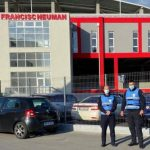 Măsuri de ordine la meciul de fotbal UTA Arad – FC Politehnica Iași