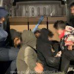 19 migranți, depistați de polițiștii de frontieră de la Vărșand și Nădlac