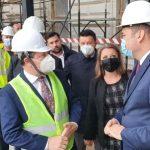 Investiţii finanţate de Guvern în Arad, vizitate de ministrul Cseke Attila