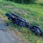 Arădean mort, după ce a intrat cu motocicleta într-un cap de pod, pe DJ 708/B