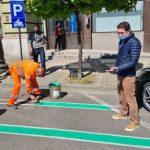 Parcare gratuită pentru scutere, mopede și motociclete, în municipiul Arad