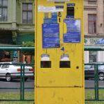 Automatele de bilete din Arad, blocate din cauza temperaturilor ridicate
