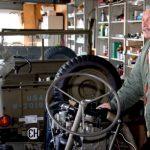 Atelierul Auto al Regelui Mihai de la Săvârșin va fi deschis publicului