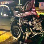 Accident la Sântana. Cinci persoane au fost duse la spital