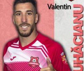 Fostul jucător al UTA-ei Valentin Buhăcianu a semnat cu FC Hermannstadt