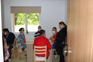 DGASPC Arad a deschis un centru de zi destinat persoanelor cu dizabilități