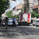 UPDATE O valiză lăsată în centrul Aradului a alertat autorităţile