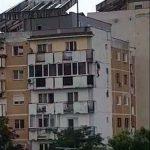 Sinucidere. Un bărbat s-a aruncat de pe un bloc din Arad