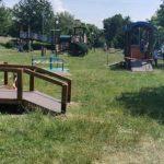 Locuri de joacă pentru copiii cu dizabilități, amenajate în Arad