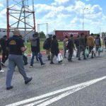 Misiune IGI. 21 de cetățeni străini, îndepărtați sub escortă din România