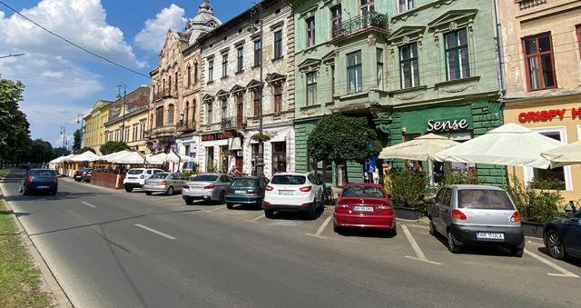 USR PLUS propune zonă pietonală pe bulevardul Revoluției din Arad