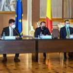 """Premierul Cîțu, la Arad. Despre PNRR: """"Autorităţile locale trebuie să se mişte foarte bine şi foarte eficient"""""""