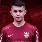 CFR Cluj l-a achiziţionat pe mijlocaşul Denis Rusu