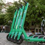 O companie își lansează serviciile de închiriere a trotinetelor electrice în Arad