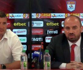 """Attila Brosovszki, manager general la UTA: """"Vom face tot posibilul să urcăm, să creștem ca și club"""""""