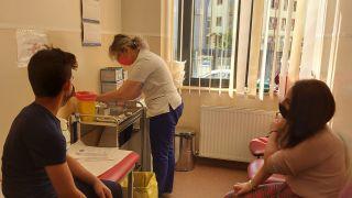 DGASPC Arad a început vaccinarea copiilor din sistemul public de protecție