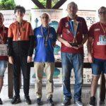 Vados Arad, vicecampioană națională la șah rapid