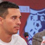 Croatul Filip Dangubic este cea mai nouă achiziție a clubului UTA Arad