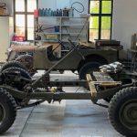 Atelierul Auto al Regelui Mihai I de la Săvârșin, deschis pentru public