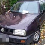 Sute de somații adresate proprietarilor autovehiculelor abandonate în Arad