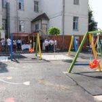 Loc de joacă la Secția Pediatrie 2 de la Spitalul Județean Arad